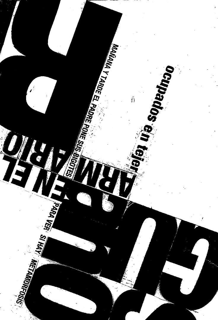 puesta tipografica