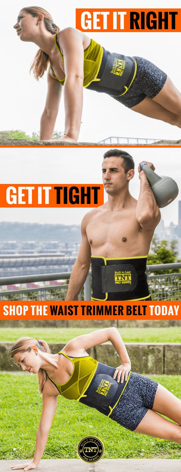 Wanting ways to look and feel great? Look no more with the TNT Pro Series Waist Belt Trimmer. This special heat generating Neoprene rubber belt turns your body into a natural sauna!Shop today and get 10% off all orders using the promo code: TNTPRO.