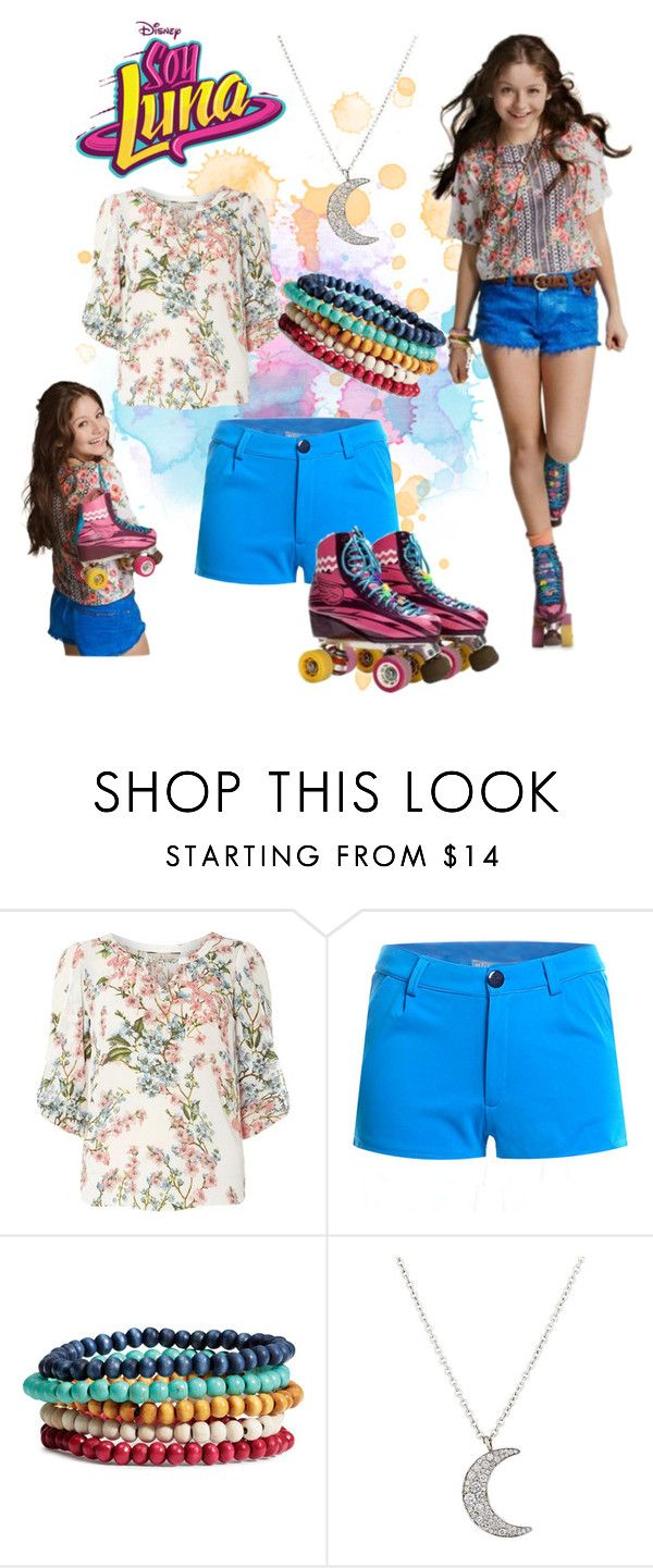 """""""soy luna"""" by maria-look on Polyvore featuring Billie & Blossom, Mus and Finn"""