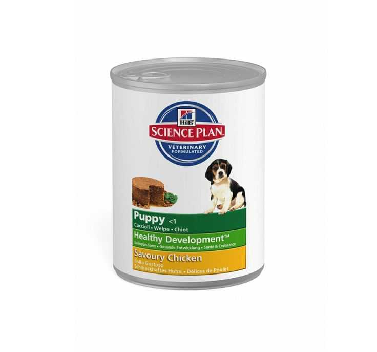 Hills Science Plan Puppy Chicken Can Food - 369 Gm