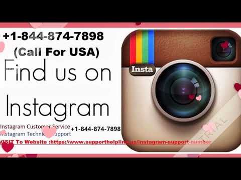 instagram support nummer
