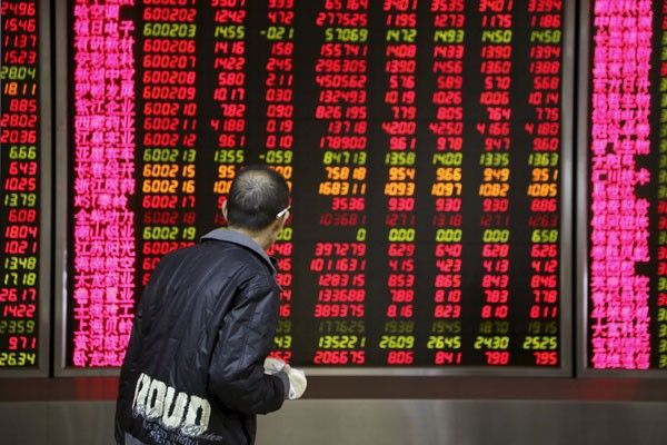 Referendum Inggris bikin cemas bursa saham sedunia