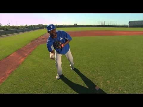 Ground Ball Drills - Middle Infield Series by IMG Academy Baseball Program (3 of 4) - YouTube