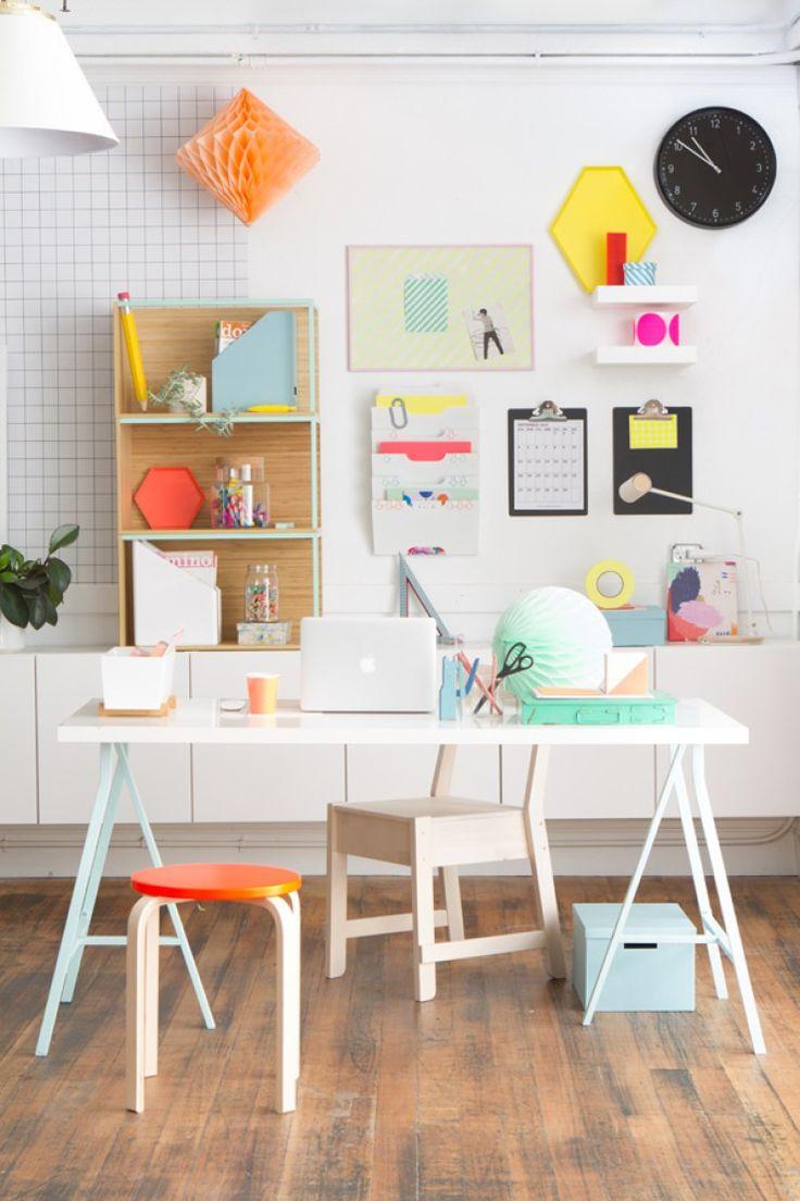 57 best Desks & Office images on Pinterest | Design offices, Desk ...