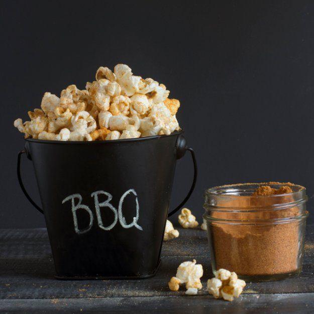 Barbeque Seasoning|DIY Popcorn Seasoning | 5 Popcorn seasoning Recipes by DIY Ready at http://diyready.com/homemade-popcorn-seasoning-5-popcorn-seasoning-recipes/