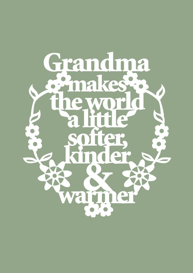 Images For > Grandma Quotes Cards Quotes / Sentiments