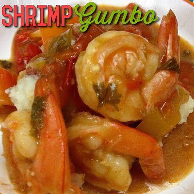 EmilyCanBake: Shrimp Gumbo