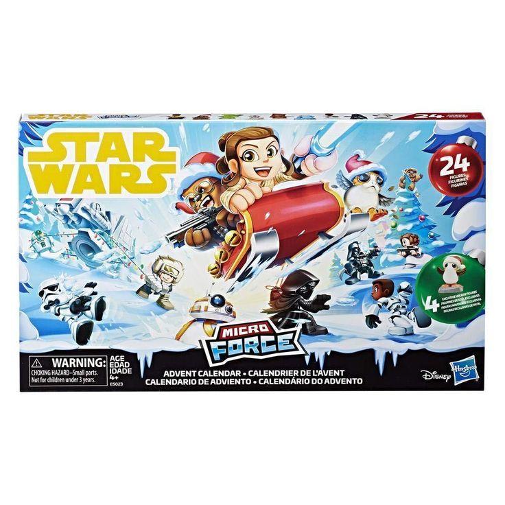 Star Wars Micro Force Advent Calendar Star wars