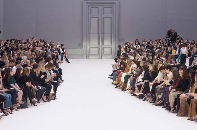 Paris Moda Haftası: Chloé - Fotoğraf 1 - InStyle Türkiye