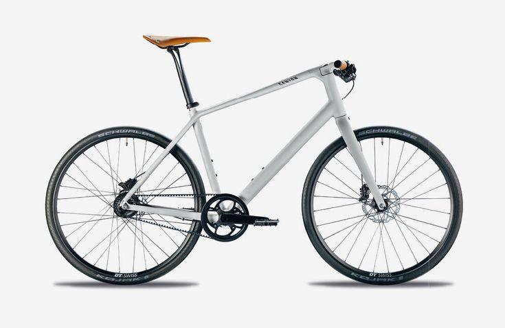 Canyon Urban Bike 2014