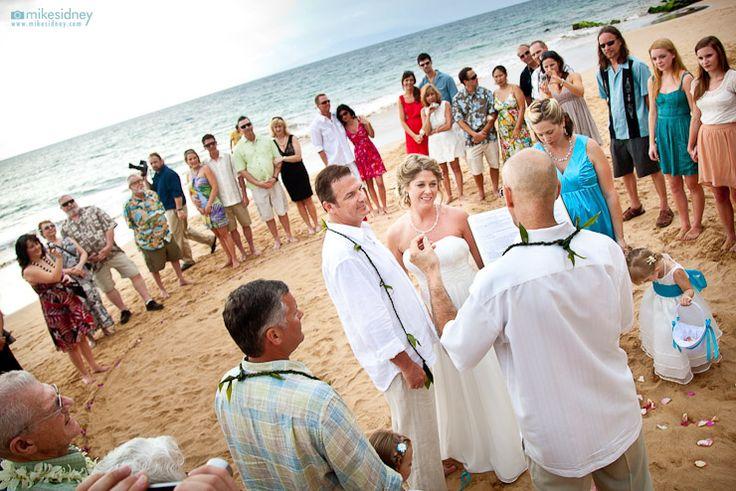 11 best maui beach weddings images on pinterest maui