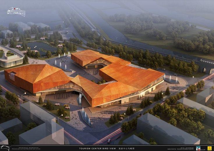 Jingzhou municipality, Jingzhou, 2013 - Progetto CMR