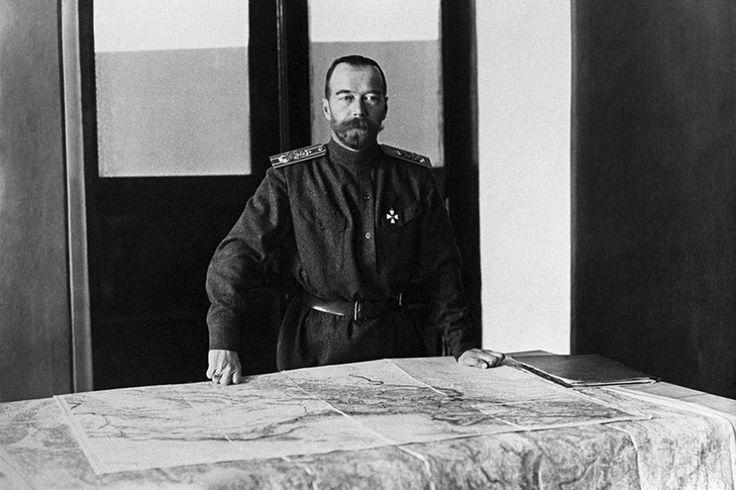 WHITE Technologies 2033: Из дневника Николая II: 1 - 18 декабря 1916 года