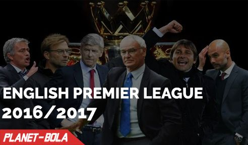 Sensasi English Premier League