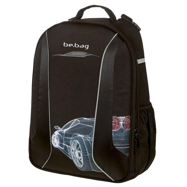 Herlitz be.bag Airgo Autós iskolai hátizsák