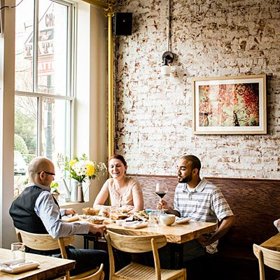 Rose's Luxury, Washington D.C., from Southern Living's 2014 list of 100 Best Restaurants in the South.