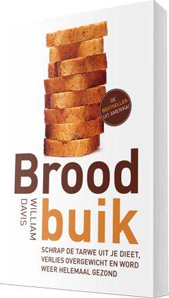Het boek Broodbuik geeft helder uitleg over de verslavende werking van tarwe en hoe je de overstap naar een gluten- en suikervrije levenswijze kunt maken waarbij je zorgt dat je uitsluitend kiest voor voeding met een lage GI.