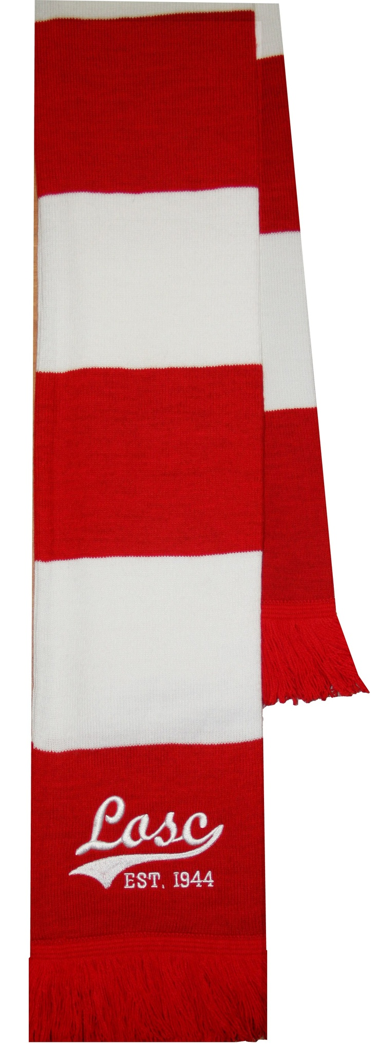 Sampiyon Sport / Acrylic Knitted LOSC embroidered Scarf