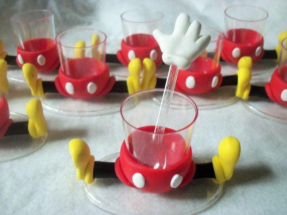 Copinhos para doce Mickey