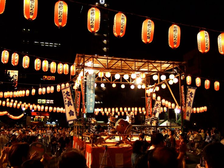 Japanese Festivals | ... want to have a taste of japanese s summer festival natsumatsuri is the