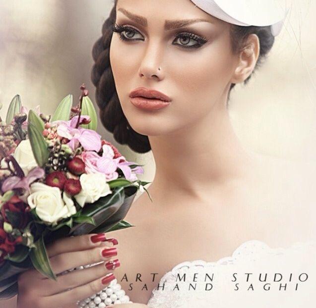 persian bride makeup pinterest persian and brides
