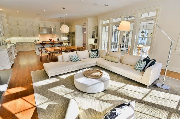 Open Floor Plans The Strategy And Style Behind Open Concept Spaces Open Concept Living Room Open Space Living Open Plan Living Room Open concept house out of style