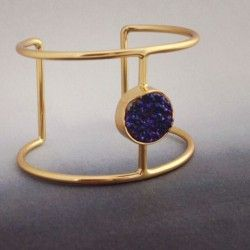 Wired double cuff