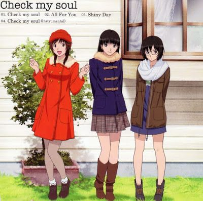 Amagami SS Plus Opening Single – Check my Soul