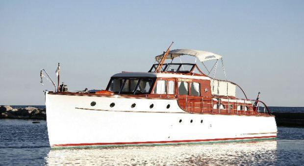 1935 Ditchburn 52′ Classic Custom Built Cruiser_4127 #Woodenboat