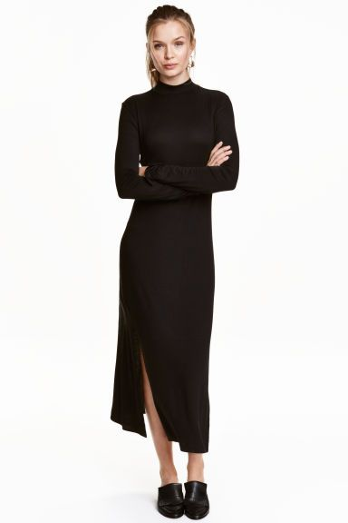 Sukienka z półgolfem | H&M