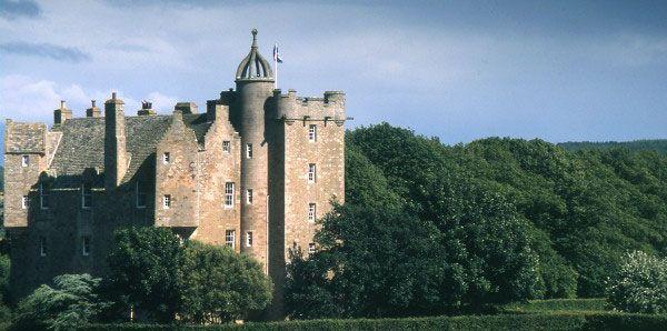 Castle Stuart near Inverness, Scottland