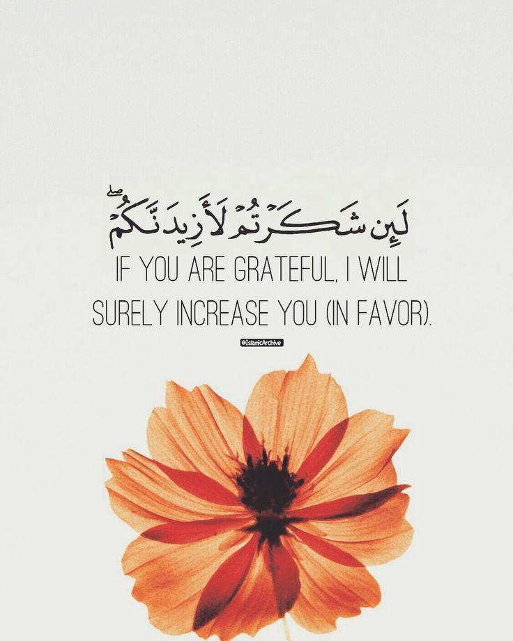 Quran [14:7]