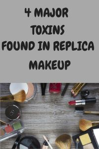 Replica Makeup & The Damage It Can Cause To Your Skin - #makeup #makeuptips #replicas #cosmetics #beauty