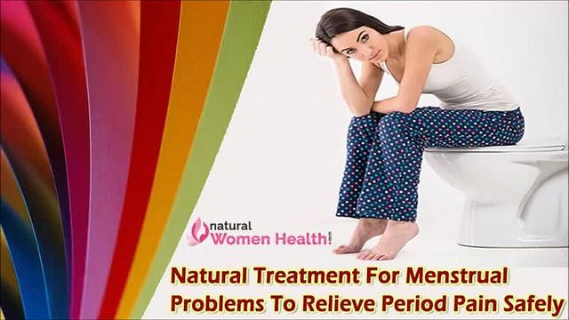 You can find more natural treatment for menstrual problems at http://www.naturalwomenhealth.com/herbal-treatment-for-irregular-menstrual-cycle.htm
