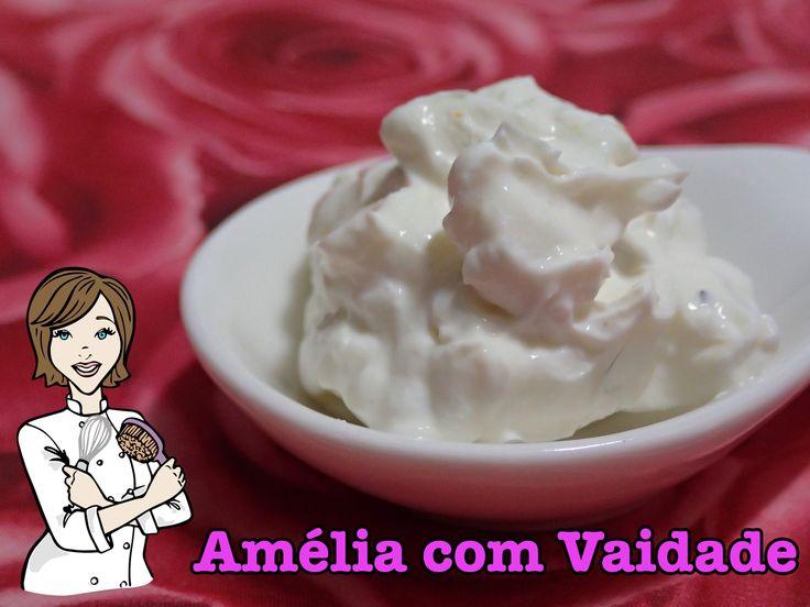 o Que é kefir - Cream Chesse de Kefir - preparado com leite fermentado com grãos de kefir - Amélia com Vaidade