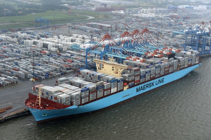 This Giant Ship Named By Princess Mary Of Denmark Is A Good Sign For The Global Recovery