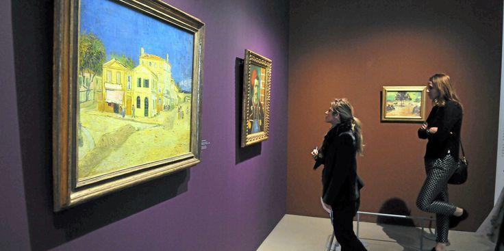 En Arles, la Fondation Van Gogh déplace les foules