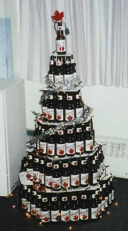 Canadian Humor: Canadian Christmas Tree