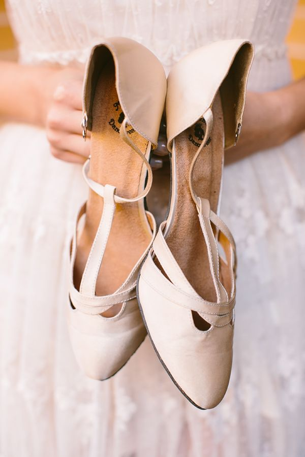 Neutral Bridal Shoes From This Gorgeous Sydney Town Hall Wedding Elegant Simplicity As