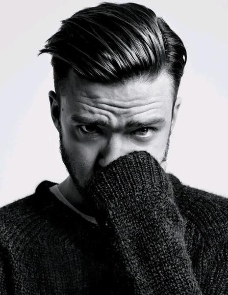 Justin Timberlake.  He is genius.  He is amazing!