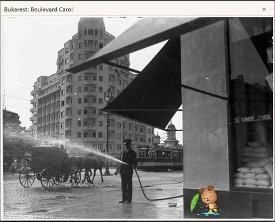 București,  mai 1935