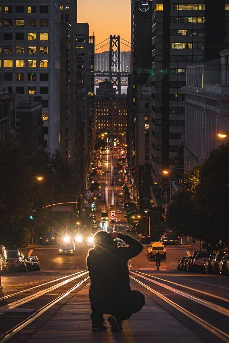 San Francisco, California | ( by Q )
