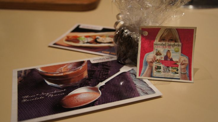 Individual chocolate afghan gifts for the guests to take home! #afreerangelife @Annabel Langbein