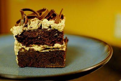 Mocha Fudge Cake | Indulge | Pinterest