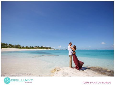 Thinking of a romantic surprise for Valentine's Day?  How about a n ntimate photoshoot with Brilliant Studios on Grace Bay Beach!  From a secret proposal to a celebreation of your family, capture the moments that you'll remember for a lifetime.  #TurksandCaicos #Caribbean #islandlife #islandguide #travelguide #travel #photography #valentine #valentinesday #love #photoshoot