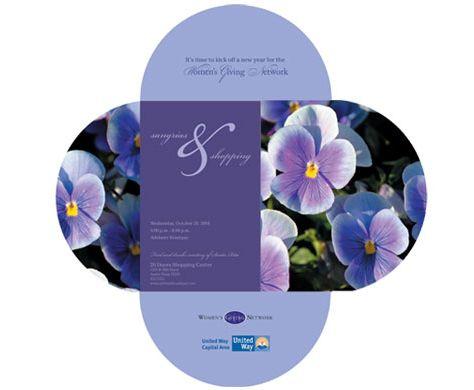 Petal Fold Invitations is luxury invitations sample