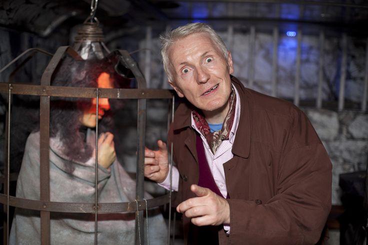 Dan, The Ghostbus Man!
