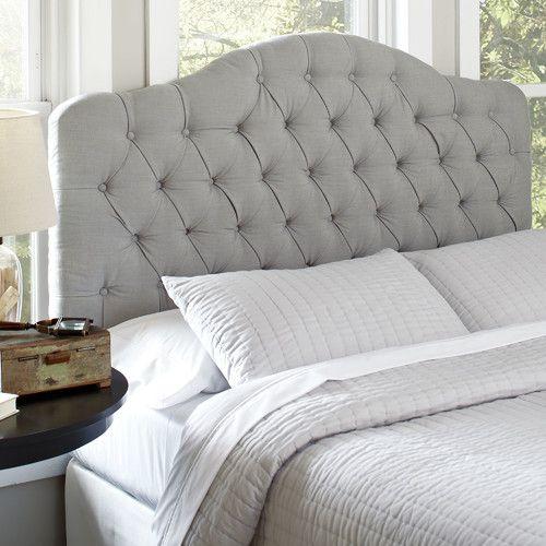 25 Best Upholstered Bed Frame Ideas On Pinterest Grey