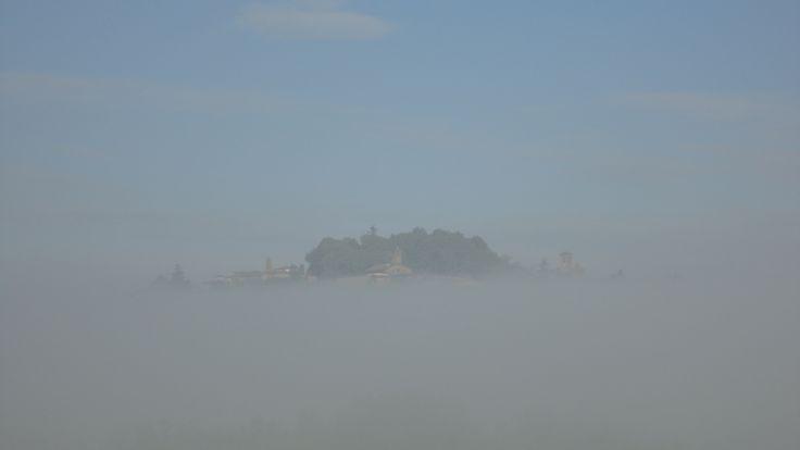 Altavilla nella nebbia, maggio 2017