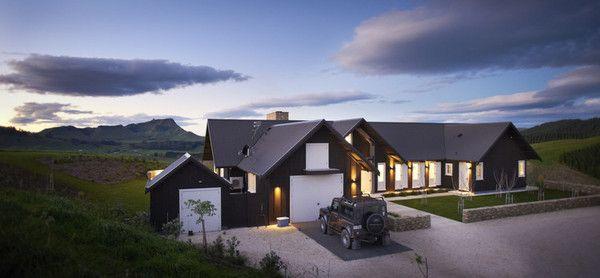 Modern Farmhouse Style - Cottonwood Interiors blog